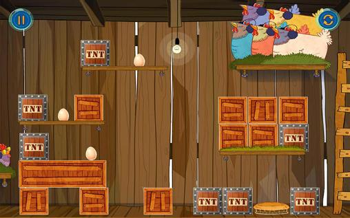 Juegos de lógica Anu: Egg-oh! para teléfono inteligente