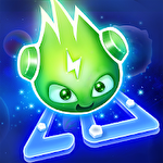 Glow monsters: Maze survival icon