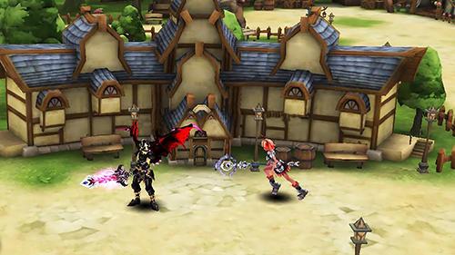 Online RPGs Light of Aiaran auf Deutsch