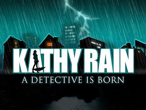 logo Kathy Rain: Ein Detektiv ist geboren