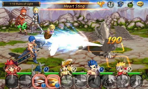 Fantasia heroes screenshot 2