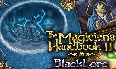 logo El manual mágico 2: El Señor oscuro