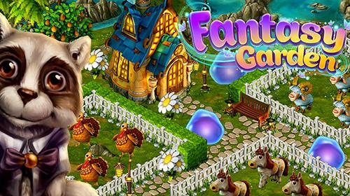 Fantasy garden Screenshot