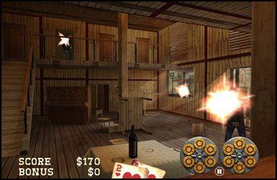 Screenshot Rote Waffe auf dem iPhone