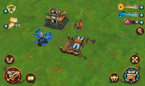 Battle of heroes: Land of immortals para Android