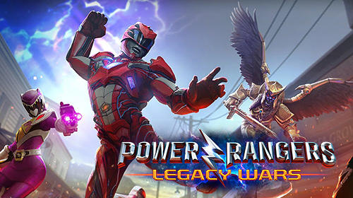 Power rangers: Legacy wars screenshot 1