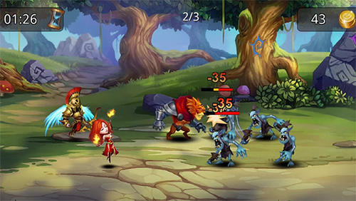 Rampage war pour Android
