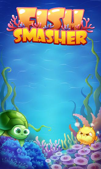 Fish smasher Screenshot