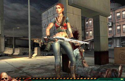 Actionspiele: Lade Vertragskiller auf Zombiejagd 2 auf dein Handy herunter