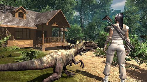 Fallen world: Jurassic survivor para Android