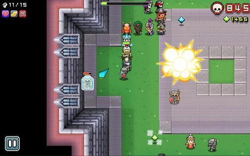 Arcade-Spiele Nimble quest für das Smartphone