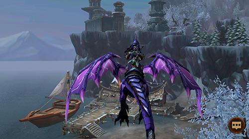 RPG-Spiele Era of legends: Fantasy MMORPG in your mobile für das Smartphone