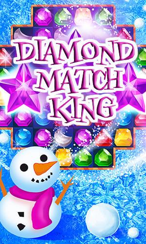 Diamond match king Symbol
