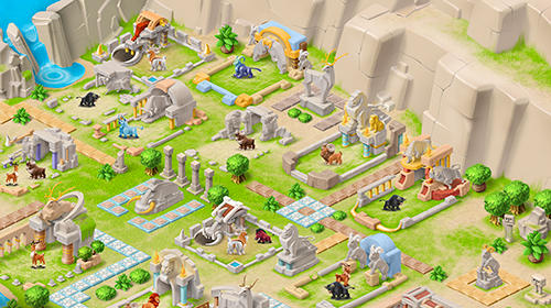 Legends of Olympus Screenshot