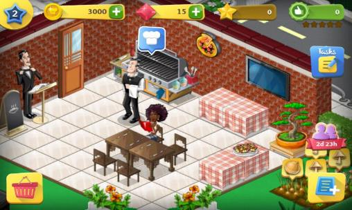 Chef town: Cook, farm and expand für Android