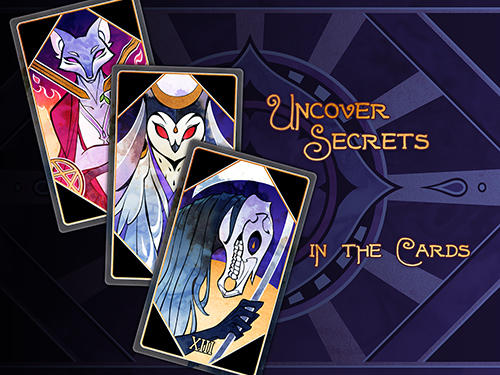 The arcana in English