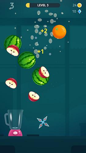 Arcade-Spiele Fruit master für das Smartphone
