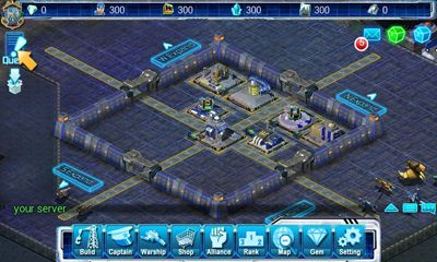 R-Tech Commander Colony para Android