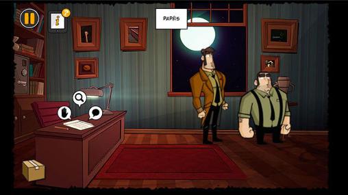 O misterio de Englishtown captura de pantalla 1
