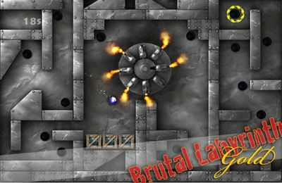 Screenshot Schweres Labyrinth Gold auf dem iPhone