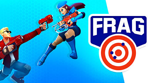 标志Frag pro shooter