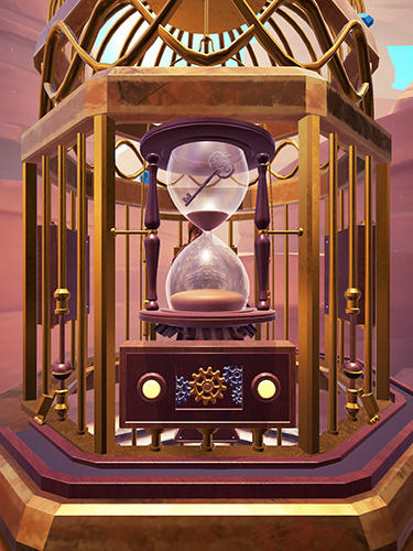 The birdcage: A mystery puzzle game Screenshot
