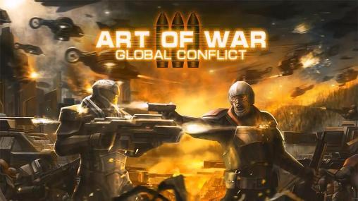 Art of war 3: Global conflict captura de pantalla 1