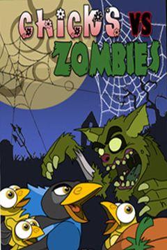 logo Kücken vs.Zombies