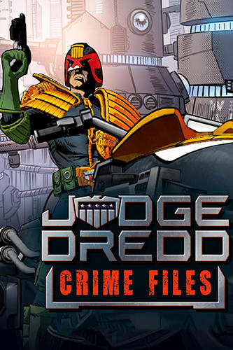 Judge Dredd: Crime files screenshot 1