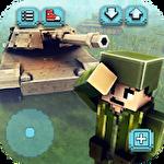 Tank craft blitz: World of panzer war machines icône