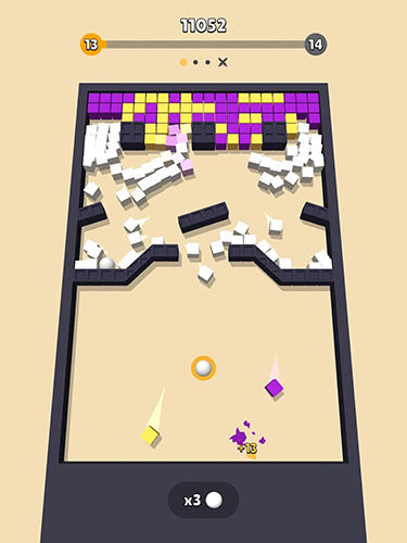 Arcade Pixel shot 3D für das Smartphone