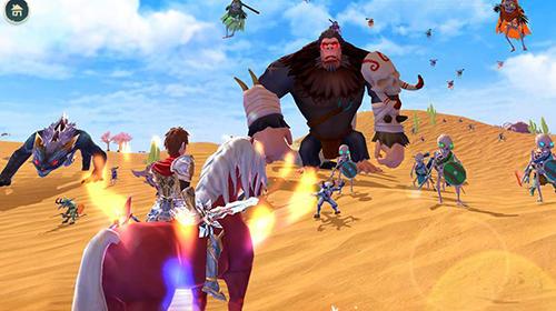 RPG Utopia: Origin. Play in your way for smartphone