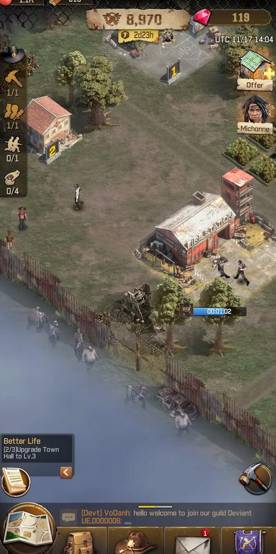 The Walking Dead: Survivors скріншот 1