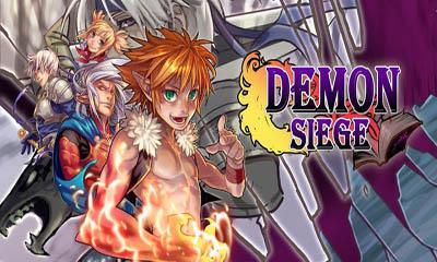 Demon Siege captura de pantalla 1