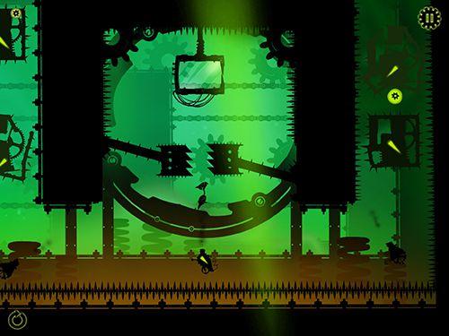 アイフォン用 グリーン・ゲーム:タイム・スワッパー