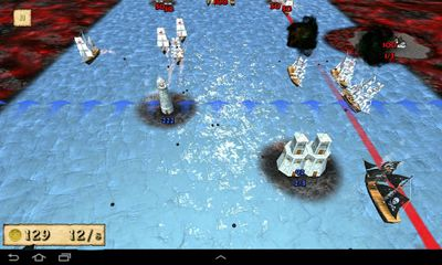 Pirates! Showdown para Android