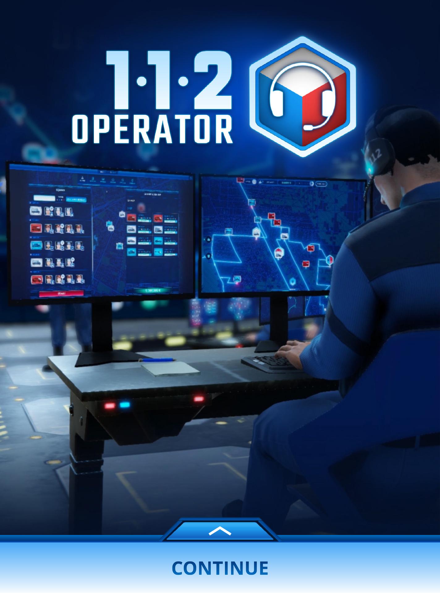 112 Operator capture d'écran 1