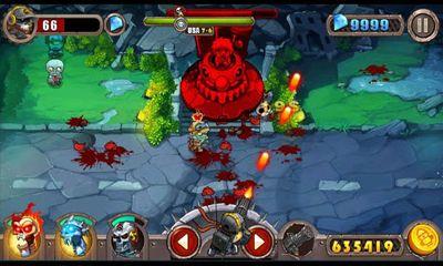 Jogos de zumbi Zombie Evil em portugues
