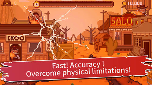Arcade-Spiele It's high noon für das Smartphone