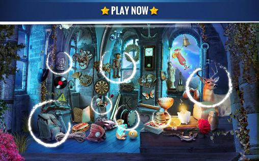 Hidden object: Enchanted castle für Android