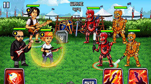 Bill and Ted's Wyld Stallyns für Android