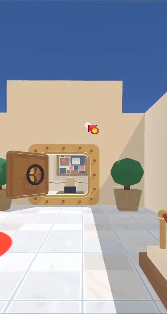 Sneak Thief 3D captura de pantalla 1