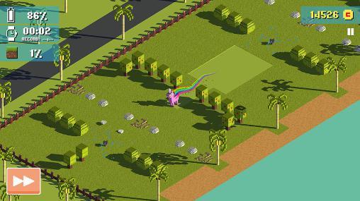 Grass cutter screenshot 4