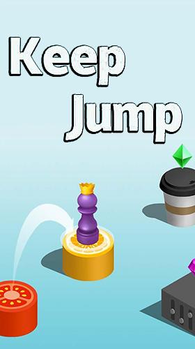 Keep  jump: Flappy block jump Screenshot