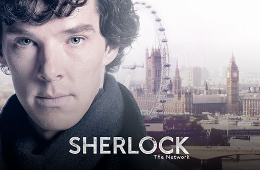 logo Sherlock: Das Netzwerk
