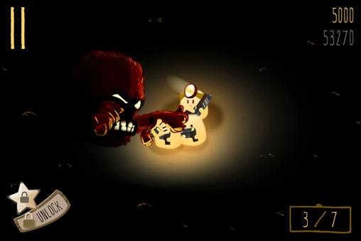 Hoffnungslos: Die Dunkle Höhle für iPhone