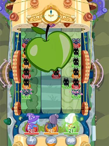Arcade-Spiele My little pony: Pocket ponies für das Smartphone