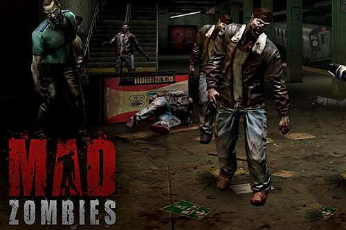 Mad zombies screenshot 1