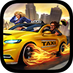 Crazy driver: Taxi duty 3D part 2 icon
