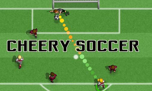 Cheery soccer Symbol